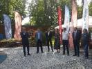 Открытие площадки для детских интерактивных игровых комплексов UP-GYM в детском парке им. А.Г. Николаева